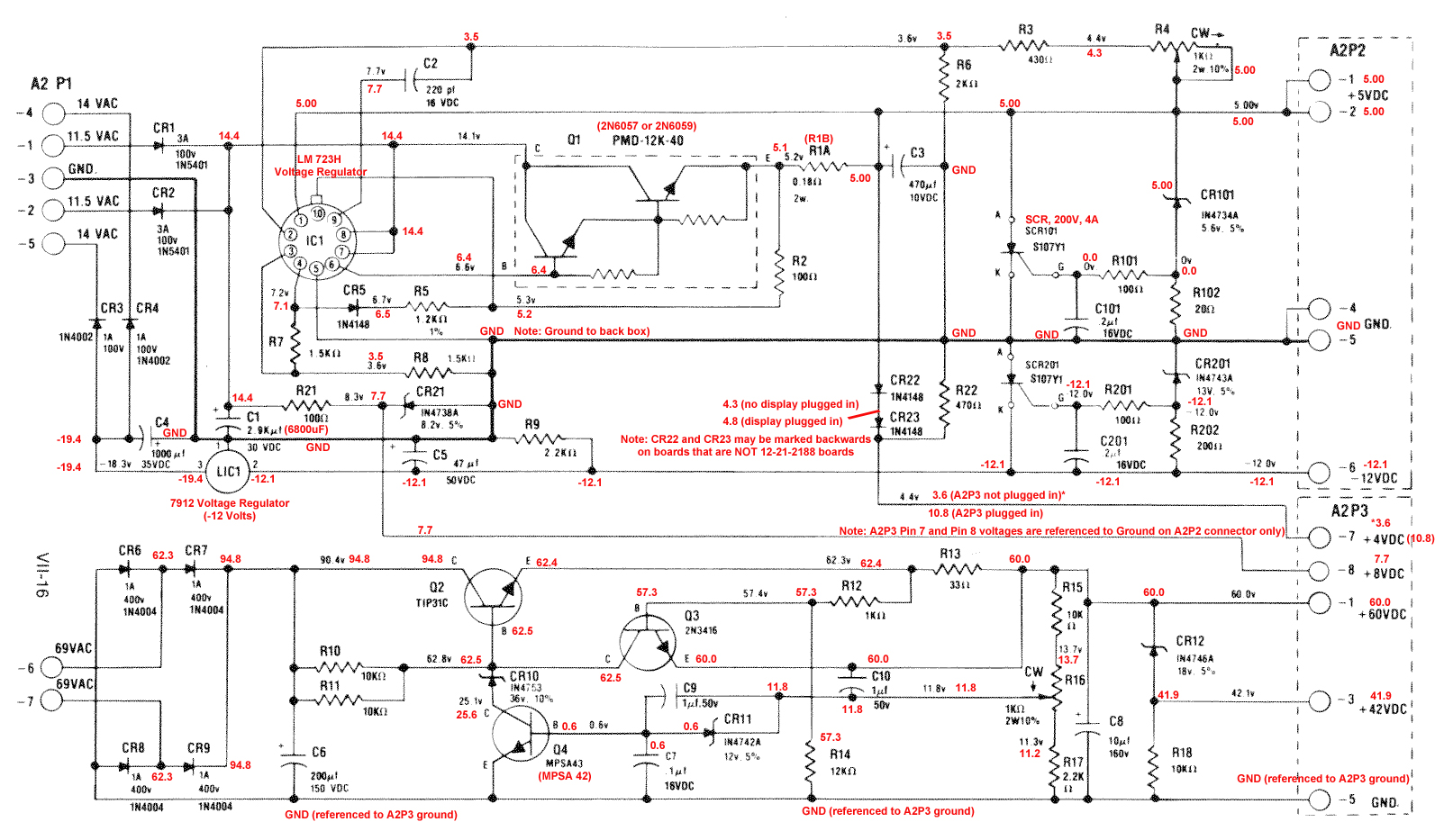 Atx Switching Power Supply Schematic Not Lossing Wiring Diagram Pc Computer Pinout